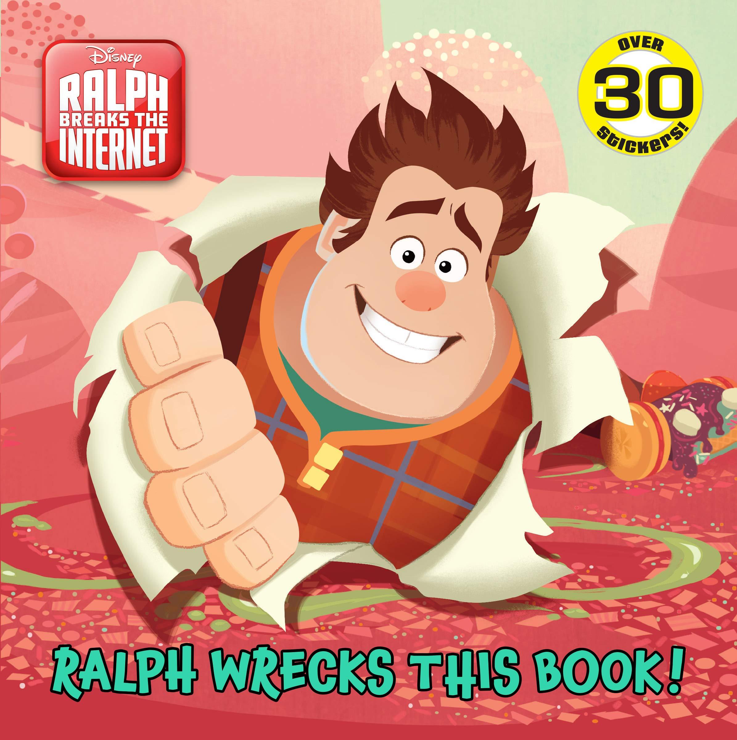 Ralph Wrecks This Book!