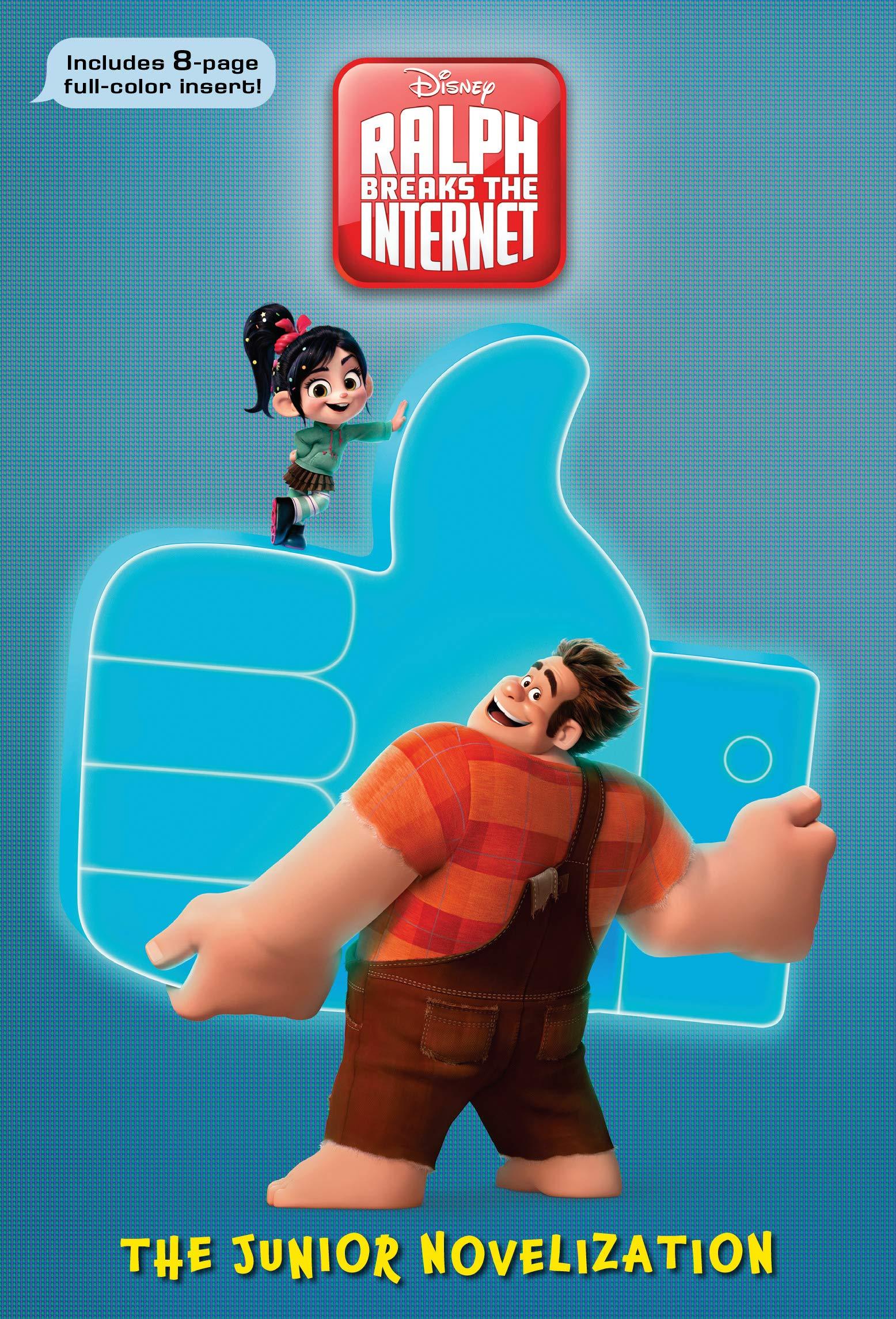 Ralph Breaks the Internet: The Junior Novelization
