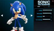 Sonic Stats