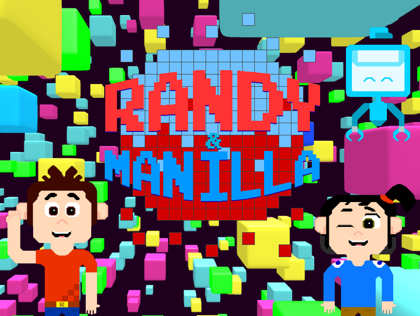 Ofihombre/An Indie Game Inspired on Wreck-It Ralph: Randy & Manilla