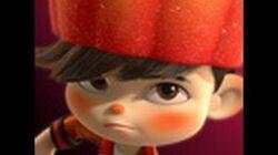 """SUGAR RUSH Racer 5, """"Candy Pig"""" Gloyd Orangeboar"""