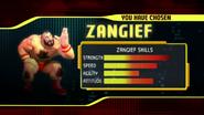 Zangief Stats