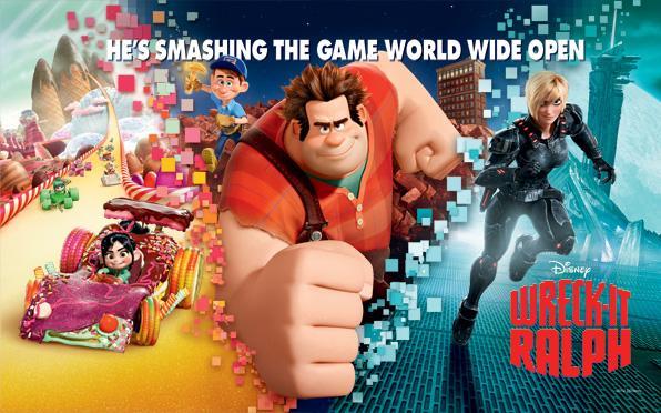 "Gcheung28/""Wreck-It Ralph"" Review Roundup"