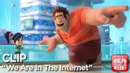 "Ralph Breaks the Internet ""We Are In The Internet"" Clip"