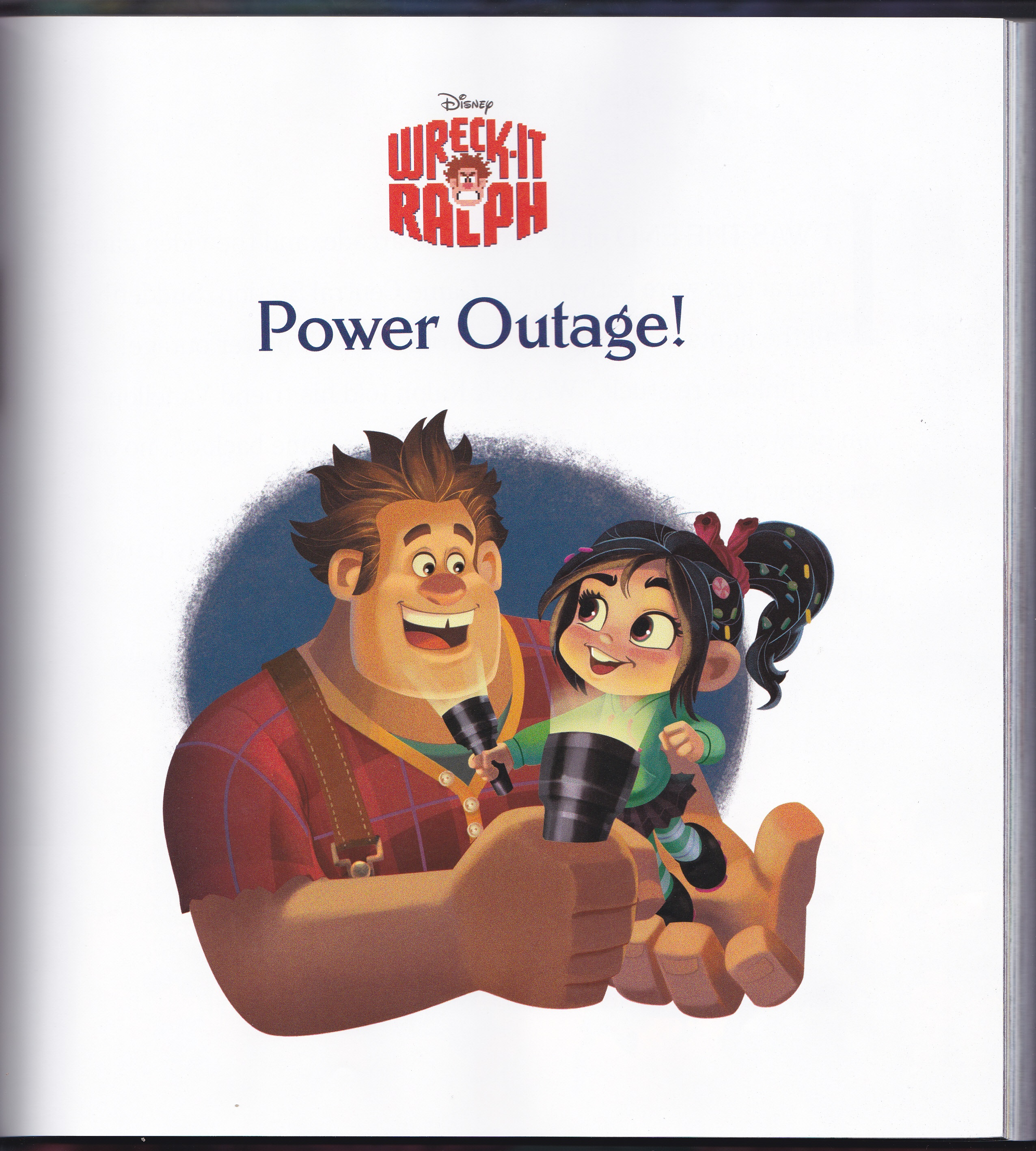 Power Outage!