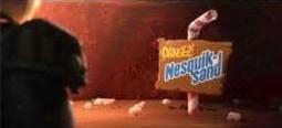 Nesquik Sand