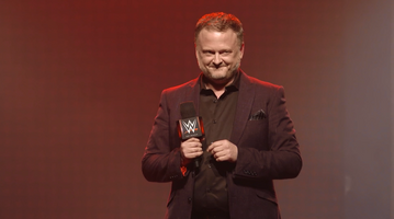 Jeremy Borash WWE