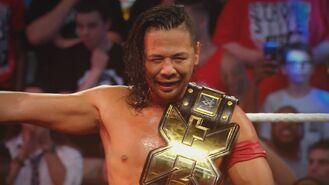 Shinsuke nakamura nxt champion