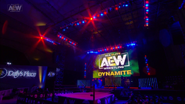 AEW Dynamite Daly's Place