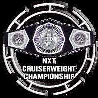 Button NXT Cruiserweight Championship