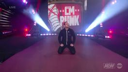 2021 08-20 CM Punk Debuts In AEW