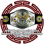 WWF World Martial Arts Heavyweight Championship