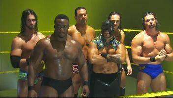 NXT Lost Season