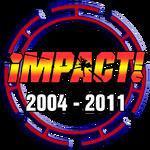 TNA Impact Logo 2004-2011