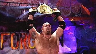 Goldberg World Heavyweight Champion 2004