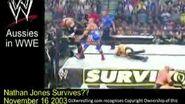 Aussies in WWE - Nathan Jones Survives?