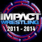 TNA Impact Logo 2011-2014