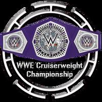 Buttons Cruiserweight Title