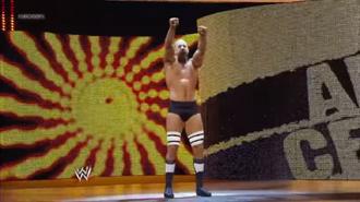 Cesaro WWE Debut