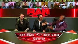 Raw Announcers 2021 04-12