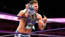 Cruiserweight Champions 07