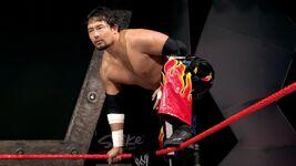 Tajiri WWE