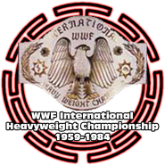 WWF International Championship