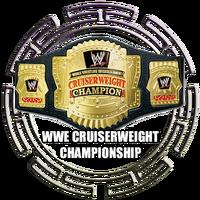 Cruiserweight Championship WWE