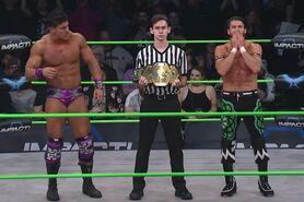 Impact Wrestling GFW Ropes