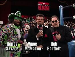 Raw Announcers First Team