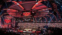 WWE Raw Thunderdome