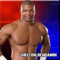 Shelton Benagamin