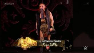 Pete Dunn UK Champion