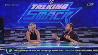 WWE Talking Smack