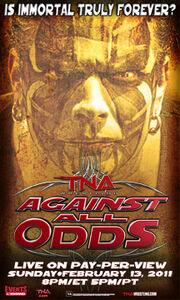 TNA Against All Odds 2011.jpg