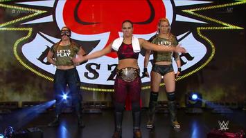 4 Horsewoman MMA NXT