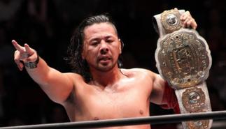 Shinsuke nakamura iwgp champion