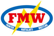 Frontier Martial-Arts Wrestling Logo