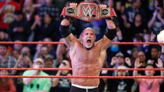 Goldberg Universal Champion 1