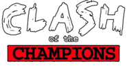 WCW Clash of the Champions Logo