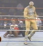 Goldust Raw Debut