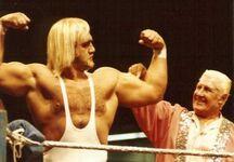 Hulk Hogan Debut