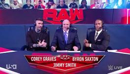 Raw Announce Team 2021 05-31