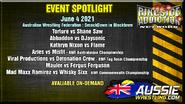 Event Spotlight 2021 06-04