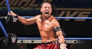 Shinsuke nakamura sd live