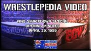 Wrestlepedia First 4 Minutes of SmackDown Ever