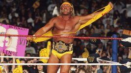 Hulk Hogan 1980s