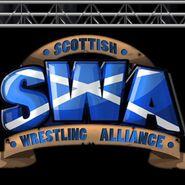 Scottish Wrestling Alliance Logo