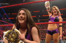 Bliss Cross Tag Champs