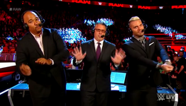 Raw Aannouncers 2018